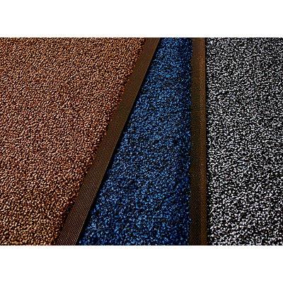 COBA Schmutzfangmatte für innen, Flor aus Polyamid - LxB 850 x 600 mm, VE 2 Stk