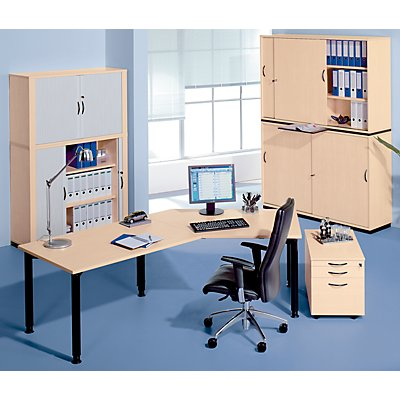 office akktiv CARINA Aktenregal - HxBxT 2230 x 600 x 415 mm