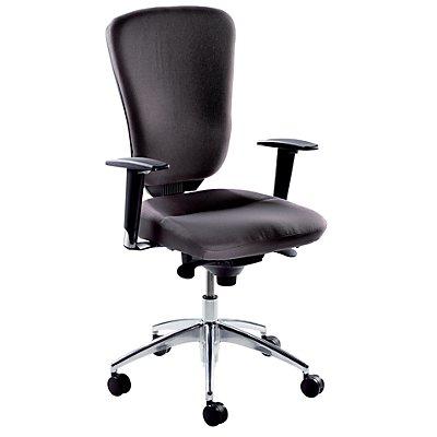office akktiv chaise pivotante ergonomique hauteur dossier 580 mm. Black Bedroom Furniture Sets. Home Design Ideas