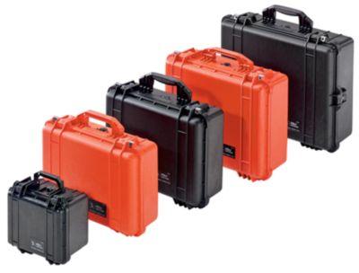 Schutzkoffer aus PP - Inhalt 47,1 l, LxBxH 616 x 494 x 220 mm -