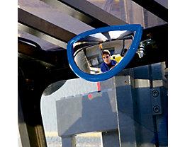 EUROKRAFT Beobachtungsspiegel - aus schlagfestem Acrylglas