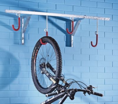 Fahrradaufhänger - zur Wandbefestigung