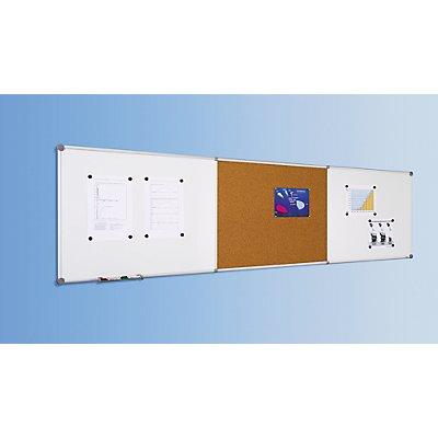 Maul Endlos Whiteboard-System - Stahlblech beschichtet