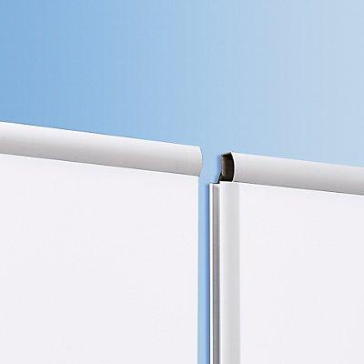 Endlos-Board - Stahlblech, emailliert, Hochformat - Erweiterungsmodul