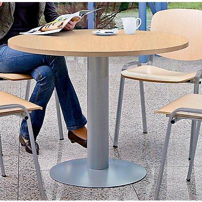 Säulentisch - Ø 1000 mm, Höhe 720 mm