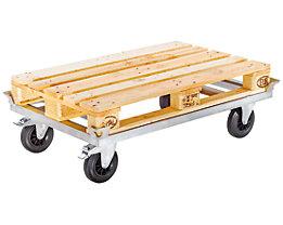 Fahrgestell KOMFORT - Tragfähigkeit 500 kg