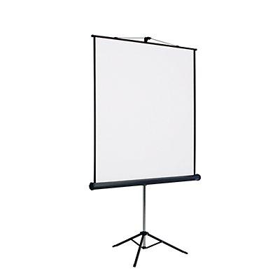 Smit Visual Stativ-Lichtbildwand - Bildwandformat 1 : 1