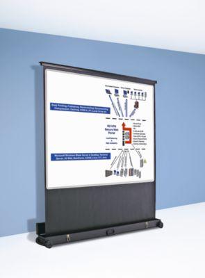 Ecran de projection mobile - format écran 4:3 - dim. écran l x h 1960... par LeGuide.com Publicité