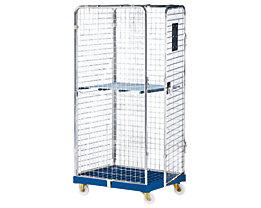 Rollbehälter SAFE - HxBxT 1800 x 720 x 810 mm