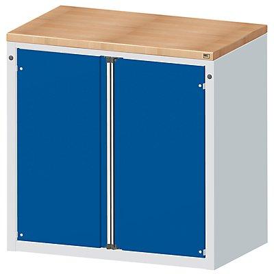 ANKE Material- und Werkzeugausgabetheke - 2 Türen, 2 Fachböden