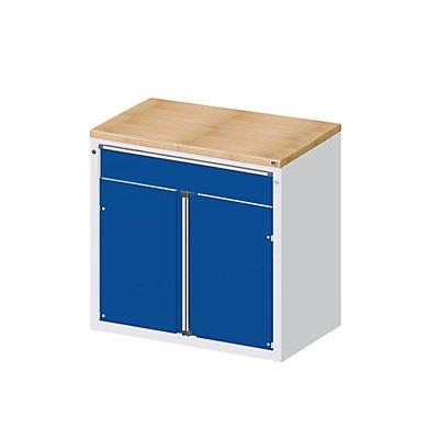 ANKE Material- und Werkzeugausgabetheke - 1 Schublade, 2 Türen, 1 Fachboden