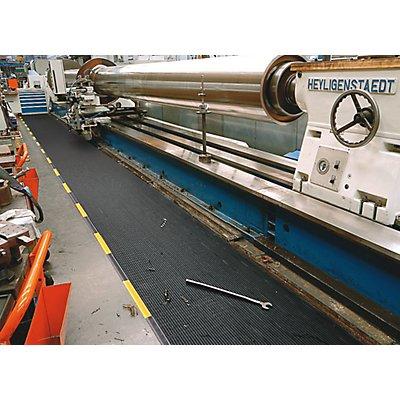 EHA Industriematte mit profilierter Lauffläche - Rolle à 10 m