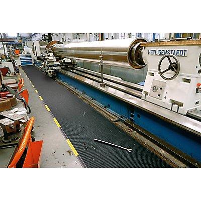 EHA Industriematte mit profilierter Lauffläche - Zuschnitt pro lfd. m