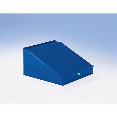 Pupitre pour largeur armoire 500 mm - h x l x p 95 / 275 x 495 x 495 mm