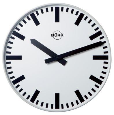 Wanduhr, Ø 500 mm - Funkuhrwerk