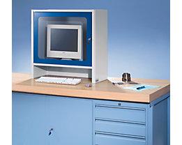 RAU Compartiment pour écran à ventilateur intégré - h x l x p 710 x 710 x 300 mm