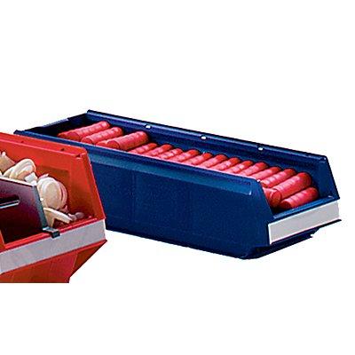Etiketten für Sichtlagerkasten, VE 100 Stück - selbstklebend auf Bögen - für Breite x Höhe 230 x 150 mm, 310 x 200 mm