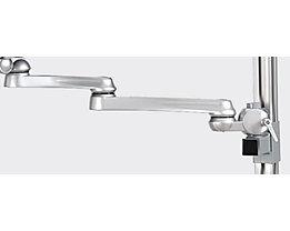 RAU Schwenkarm für Flachbildschirm - 4 Gelenke - Tragfähigkeit 10 kg
