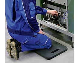 Tapis de protection des genoux - longueur x largeur 530 x 360 mm, épaisseur tapis 25 mm
