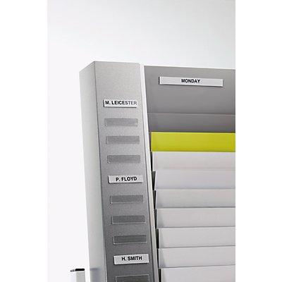 Ultradex Indextafel - für Karten-Sortiertafel