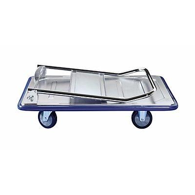 Transportwagen - Tragfähigkeit 300 kg - LxB 925 x 625 mm