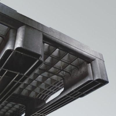 Schwerlast-Einwegpalette, VE 10 Stk - LxBxH 1200 x 800 x 160 mm