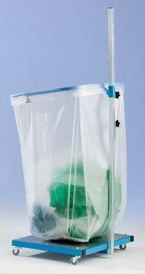 Großvolumen-Müllsackhalter - 200 – 300 l - 1-fach ohne Dach
