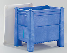 Großbehälter aus Polyethylen - Inhalt 220 l