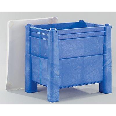 DOLAV Großbehälter aus Polyethylen - Inhalt 220 l