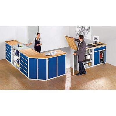 ANKE Material- und Werkzeugausgabetheke - 6 Schubladen 150 mm
