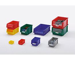 Etiquettes pour bacs à bec - blanc, lot de 100 - pour bacs à bec de largeur 102 mm