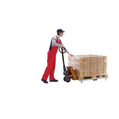 Paletten-Fahrgestell, hubwagentauglich - Stahl, Tragfähigkeit 500 kg, ab 5 Stk