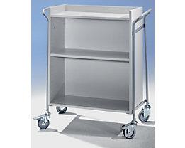 Bürowagen - für Ordner, Tragfähigkeit 150 kg