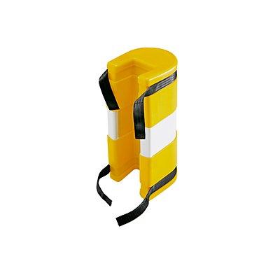 dancop Pfostenschutz - aus Polyethylen, gelb
