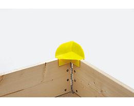 Stapelecke - zur Stapelung von Paletten auf Holzaufsatzrahmen - VE 20 Stk