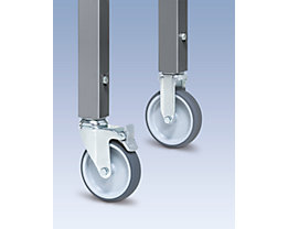 Fahrsatz - Bauhöhe 150 mm - auch nachrüstbar