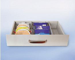 Schublade auf Teleskopschienen - individuell einrichtbar - Mehrpreis