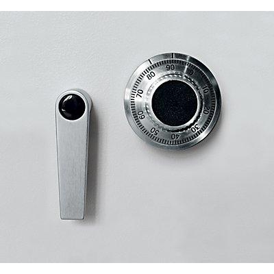 Inter Sicherheits Service Zahlenkombinationsschloss - mechanisch, Beschlag 60 mm vorstehend - Mehrpreis