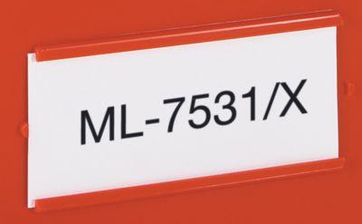 Etiketten für Stapeltransportkasten - LxB 465 x 315 mm - VE 100 Stk