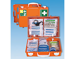 Erste-Hilfe-Koffer nach DIN 13157 - HxBxT 210 x 310 x 130 mm