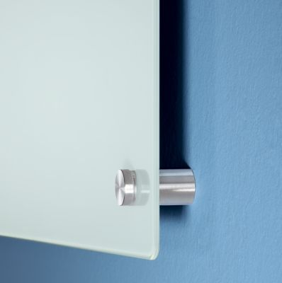 Glas-Whiteboard - BxH 900 x 600 mm
