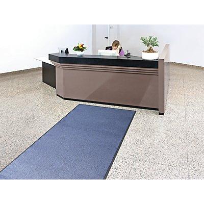 miltex Schmutzfangmatte für Innen, Flor aus High-Twist-Nylon - LxB 2400 x 1150 mm