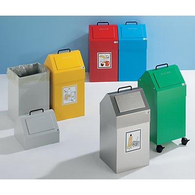 stumpf Wertstoffbehälter, 45 l Inhalt - stationär