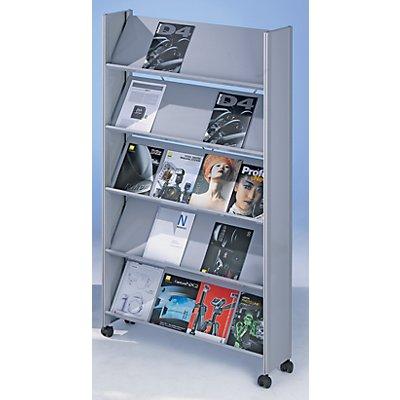 Jansen Display Design-Prospektständer - für 20 x DIN A4