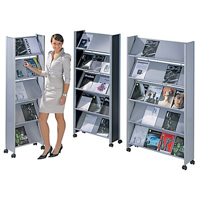 Design-Prospektständer - für 20 x DIN A4