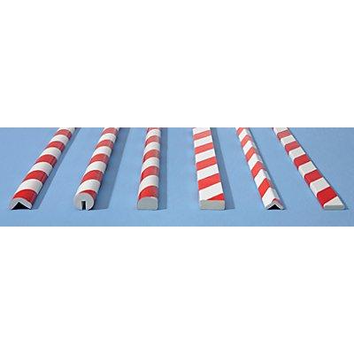SHG Knuffi Knuffi® Kantenschutz in Rot / Weiß - Zuschnitt individuell, pro lfd. m