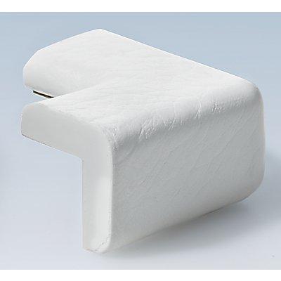 SHG Knuffi Warn- und Schutzprofil, Schutzecke - in 2D, Querschnitt L-Form klein
