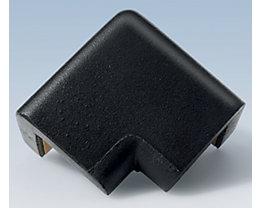 Warn- und Schutzprofil, Schutzecke - in 3D, Querschnitt L-Form groß, VE 4 Stk