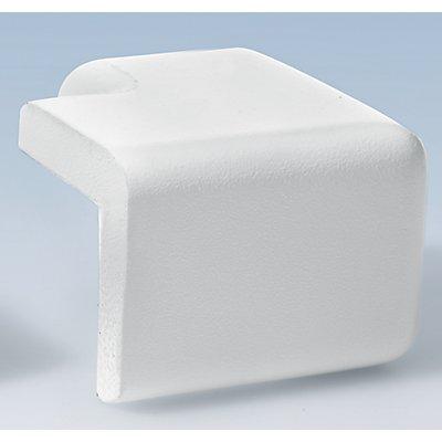 Warn- und Schutzprofil, Schutzecke - in 2D, Querschnitt L-Form groß