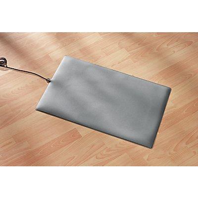 Fußmatte, heizbar - aus Kunststoff, mit Netzanschluss - Leistung 70 W